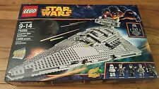 LEGO Star Wars Imperial Star Destroyer 75055 - New Factory Sealed - Now Retired