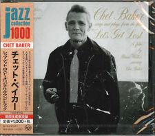 CHET BAKER-LET'S GET LOST-JAPAN CD Ltd/Ed B63