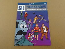 STRIP / DE KIEKEBOES 122: DOODEENVOUDIG/EENVOUDIG DOOD | Herdruk 2012