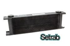 Setrab Oil Cooler P/N 915 (15 Row ) P/N 50-915-7612, Cooler Only, Free Ship