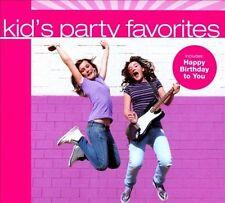 Kid's Party Favorites [Digipak] * by The Countdown Singers (CD, Feb-2011,...