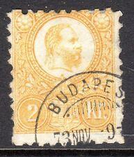Hungary - 1871 Definitive Franz Josef - Mi. 8b VFU (1)