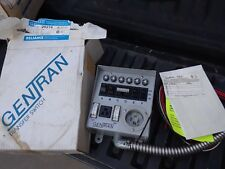 Gentran 20216 Manual Transfer Switch For Portable Generators. Reliance. New
