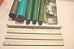 4 OPC Drum Konica Minolta Bizhub C451 C550 C650 4 Chip,4 Blade DR-610 IU