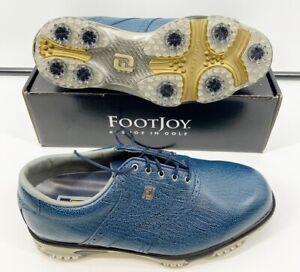 FootJoy Foot Joy DryJoys Tour MyJoys 53780 Blue Lizard 13 Medium M Custom