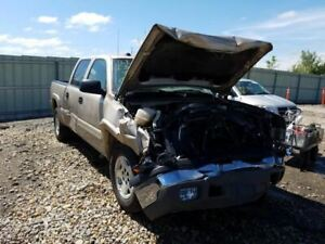 (NO SHIPPING) Driver Rear Side Door Classic Style Fits 01-07 SIERRA 1500 PICKUP