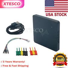 Dscope Portable Logic Analyzer 50M Bandwidth 100M Sampling Usb Power Supply Usa#