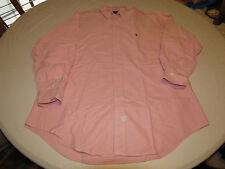 Ralph Lauren Yarmouth cotton 16-33 long sleeve button up Shirt EUC @