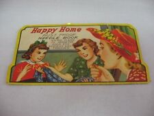 Vintage Happy Home Rust Proof Needle Book ~ Made in Japan ~