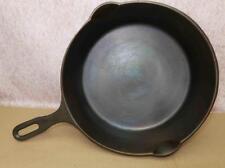 Griswold Iron Mountain Series Chicken Pan Restored Deep Cast Iron Skillet 1034