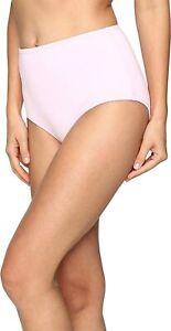 Kate Spade New York Womens Plage Du Midi High Waist Bikini Bottom Pink