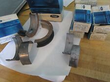 Assortment Ford service parts 1955 FORD engine bearings