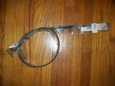 NOS Motion Pro Replacement Throttle Cable Black Vinyl 01-227  BA 01227