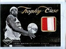 2011/12 PANINI LEAF LIMITED JOSH SMITH 2 COLOR PATCH