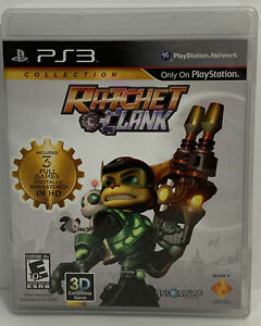 Ratchet & Clank Collection Sony PlayStation 3 2012 PS3