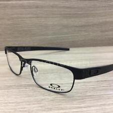 f2332a22e83 Oakley Metal Plate Eyeglasses Matte Black 22-198 Authentic 53mm