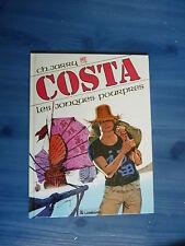 bd COSTA Les jonques pourpres ( Jarry eo dl juin 1988) TBE