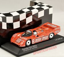 NEW 1/43 Minichamps 400856508 Porsche 962 IMSA, 12hrs Sebring 1985, #8