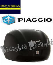 9436 - BAULETTO POSTERIORE  NERO LUCIDO 094 VESPA 50 125 150 SPRINT