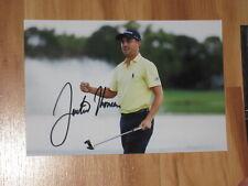 Golfer JUSTIN THOMAS Signed 4x6 Photo PGA GOLF AUTOGRAPH 1