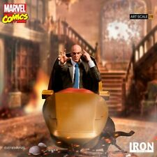 Iron Studios Marvel Professor X Art Scale Battle Diorama Series Statue
