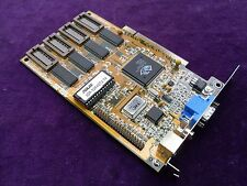 ASUS 3DP-V264GT2/TV Ati 3D RAGE II+DVD PCI VGA 2Mb Video Graphics card