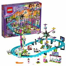 LEGO(R) Friends Amusement Park Roller Coaster (41130)
