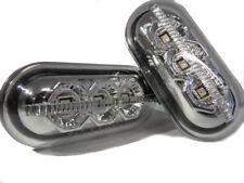 CROMO Repetidores Laterales LED INTERMITENTES PARA RENAULT CLIO MK1 MK2 MK3