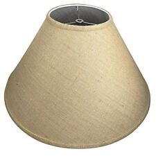 "FenchelShades.com 7"" Top Diameter x 20"" Bottom Diameter x 12"" Slant Height Lamps"
