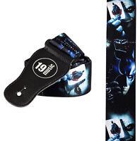 Guitar Strap batman the dark knight comic book film bass acoustic electric gift