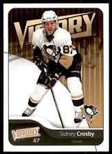 2011-12 Upper Deck Victory Sidney Crosby Checklist 101-200 #200