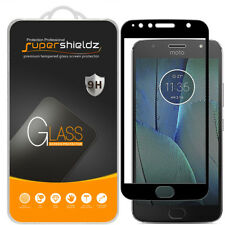 Supershieldz Motorola Moto G5S Plus Full Cover Tempered Glass Screen Protector