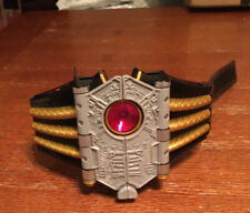Power Rangers Super Samurai Shogun Buckle Belt. Bandai 2011 Disk Light Up