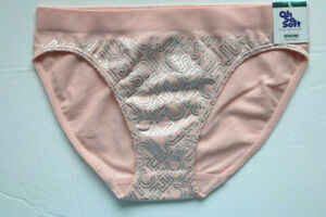 """Justice Girls' """"Justice"""" Graphic """"Oh So Soft Breathable Bikini"""" - Sizes 6/7; 8"""