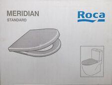 Roca Meridian STANDARD tavoletta del water & coperchio con cerniere tradizionale 8012a0004