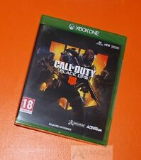 Call of Duty Black ops 4 Xbox one Brand New and Sealed