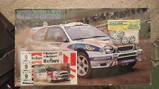 HASEGAWA 1/24 TOYOTA COROLLA WRC
