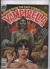 Vampirella Warren comic monster horror magazine 86 vf/nm newstand fresh