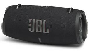 JBL Xtreme 3 Waterproof/Dustproof Portable Bluetooth Speaker - Black