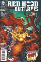 Red Hood And The Outlaws #34 New 52 DC Comics 1st Print 2014 NM