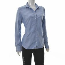 Marc O'Polo for ladies Womens Oxford Shirt Elbow Patch Long Sleeve Size 40