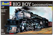 Revell Germany 2165 Big Boy Steam Locomotive plastic model kit  1/87  HO