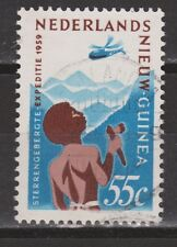 Indonesia Nederlands Nieuw Guinea 53 used 1959 ALL STAMPS NEW GUINEA FOR SALE