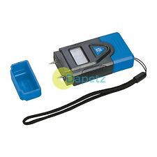 Digital Moisture Meter - 4 X LR44