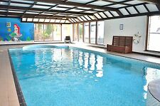 DEVON HOLIDAY COTTAGE INDOOR POOL, LAST MINUTE CHRISTMAS NEW YEAR SPECIAL OFFERS