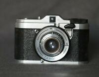Zeiss Taxona Sucherkamera 1950er Jahre Tessar 3.5/ 37,5mm