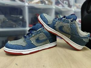 2002 Dunk Low SB Reese Forbes Denim only 444