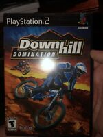 Downhill Domination (Sony PlayStation 2, )