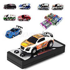Coke Can Mini Radio Remote Control Micro Racing Car Toy Kids Gift Random Color