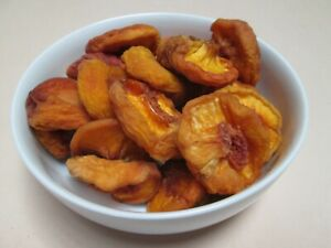 California Sun-Dried Peaches-Low Sulfur, 1 lb bag-Green Bulk Extra 5% buy $100+